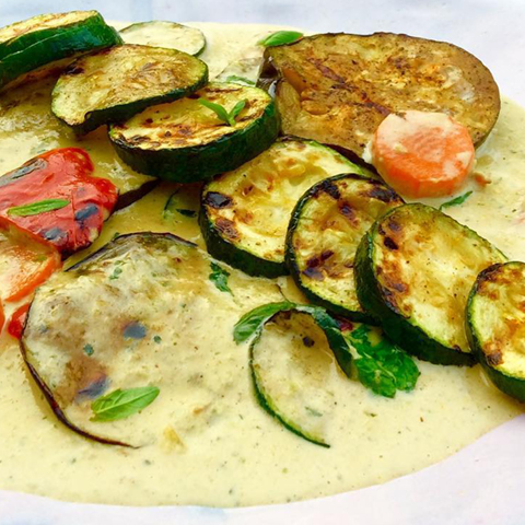 Grilled-Vegetables-Thai-Green-Curry