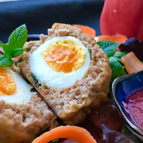 Thai-scotch-egg