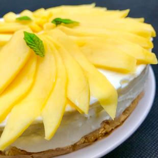 coconut-and-mango-refrigerator-fresh-cheesecake