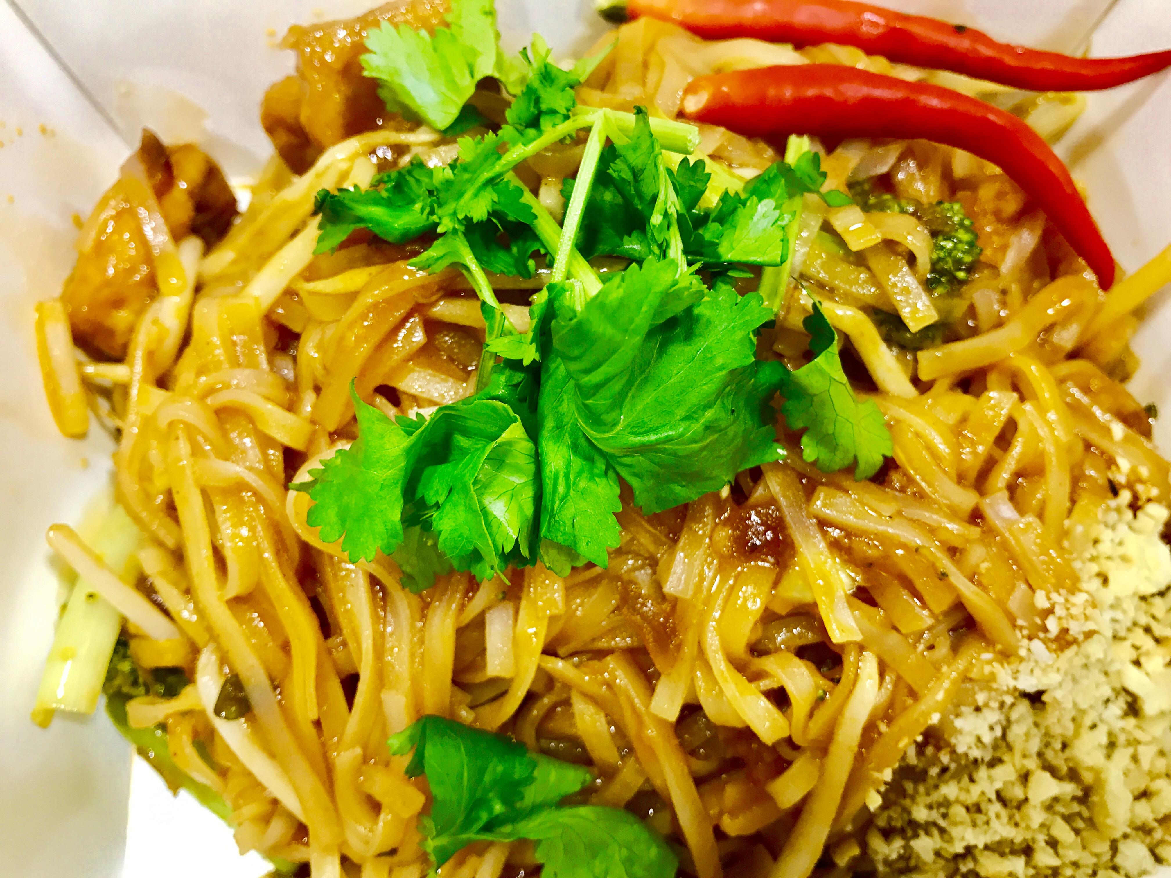 Vegan Pad Thai,Pad Thai