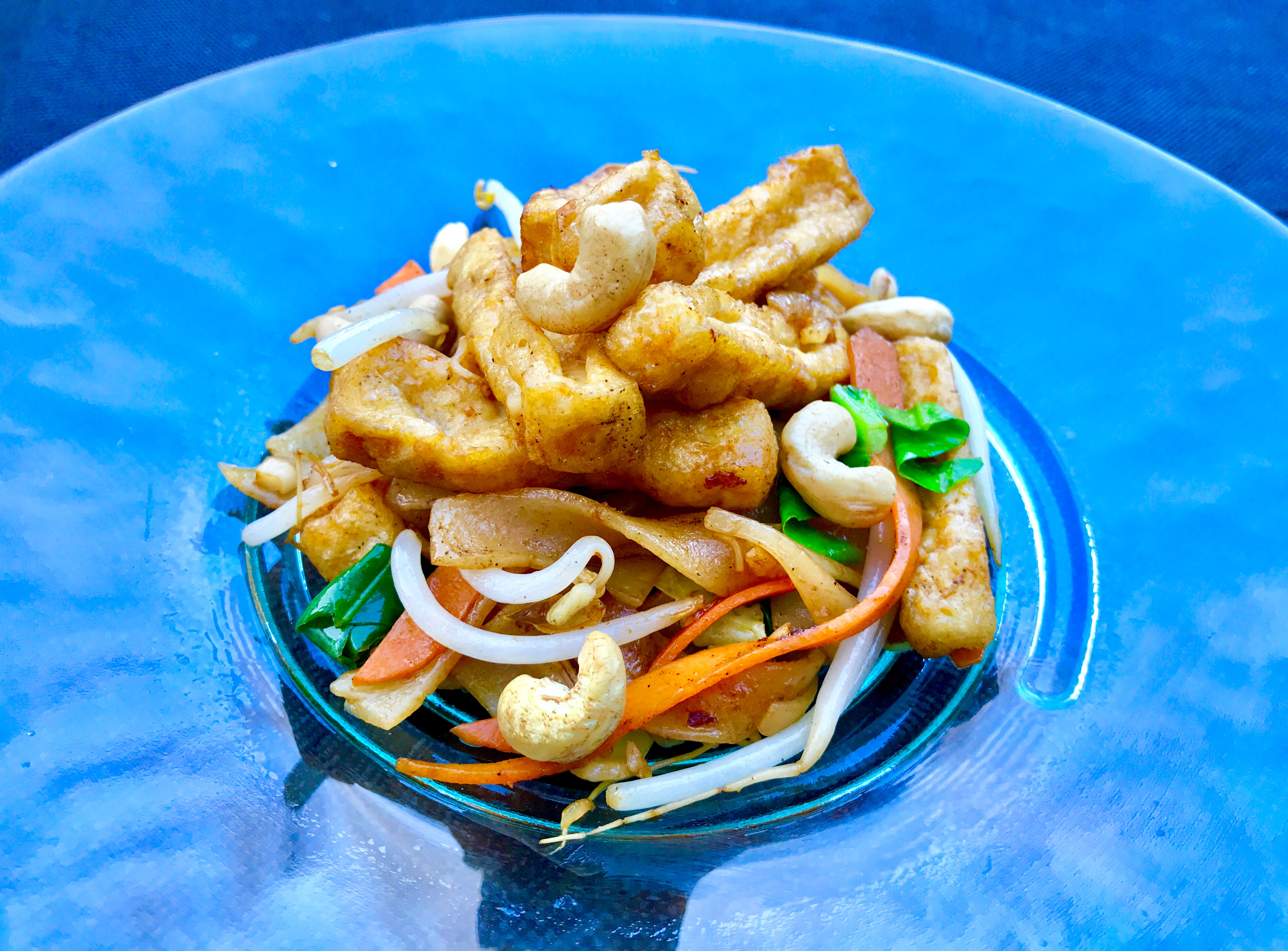 Vegan tofu pad see ew vegan thai food recipes to enjoy thai food vegan tofu pad see ew easy thai recipes forumfinder Choice Image