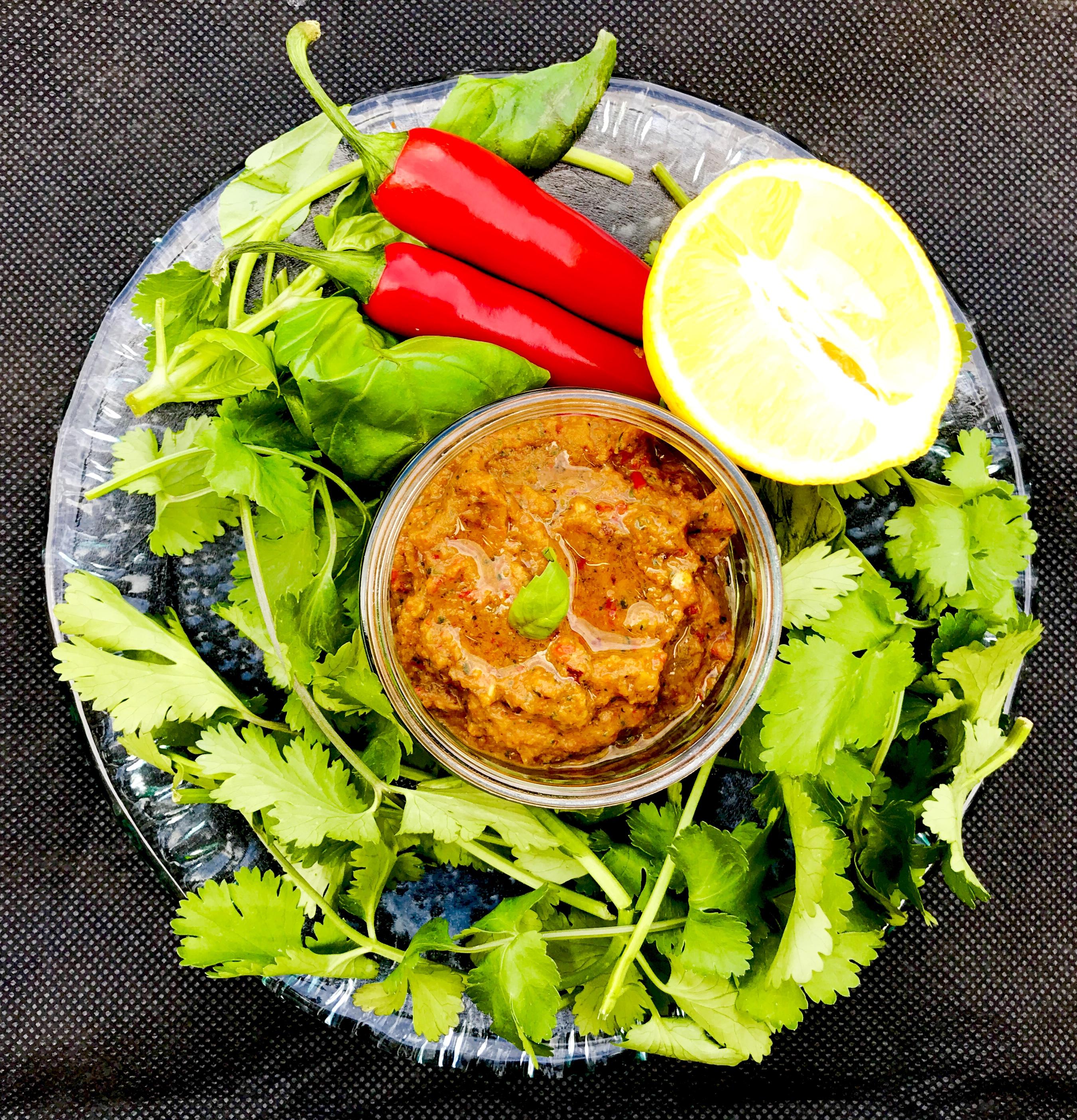 Vegan thai red curry paste thai food made easy vegan thai food vegan thai red curry paste best thai food forumfinder Choice Image