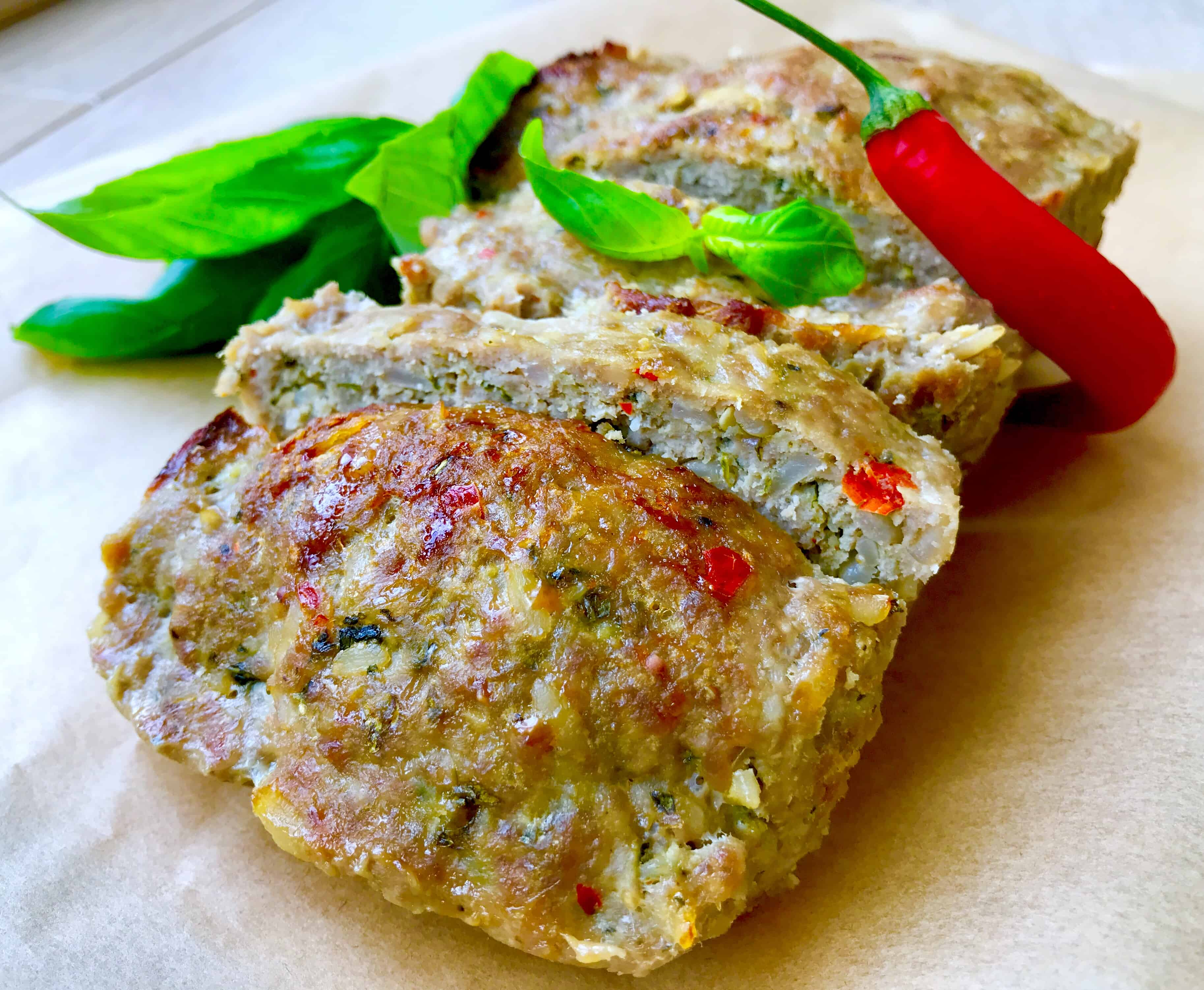 Thai Meatloaf