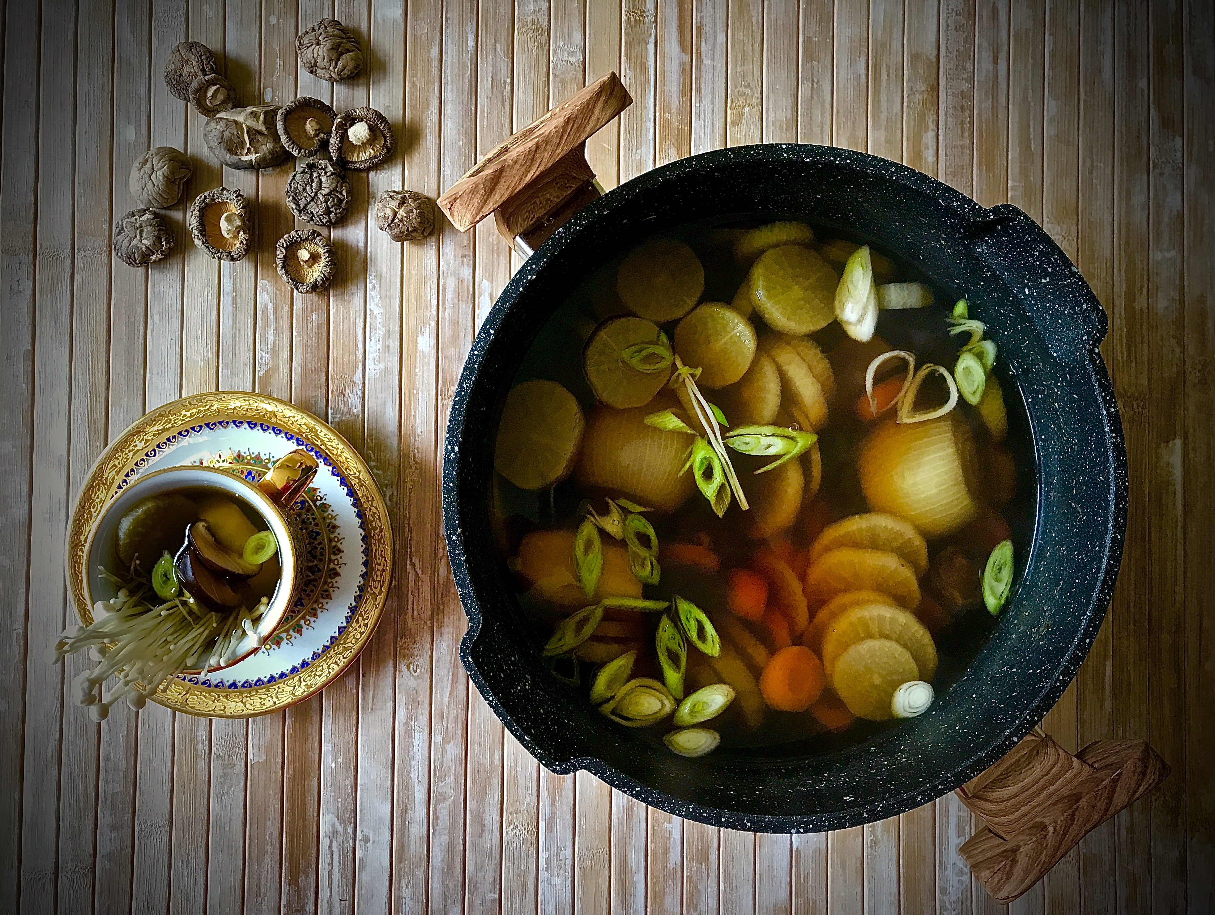 Asian Vegan Broth