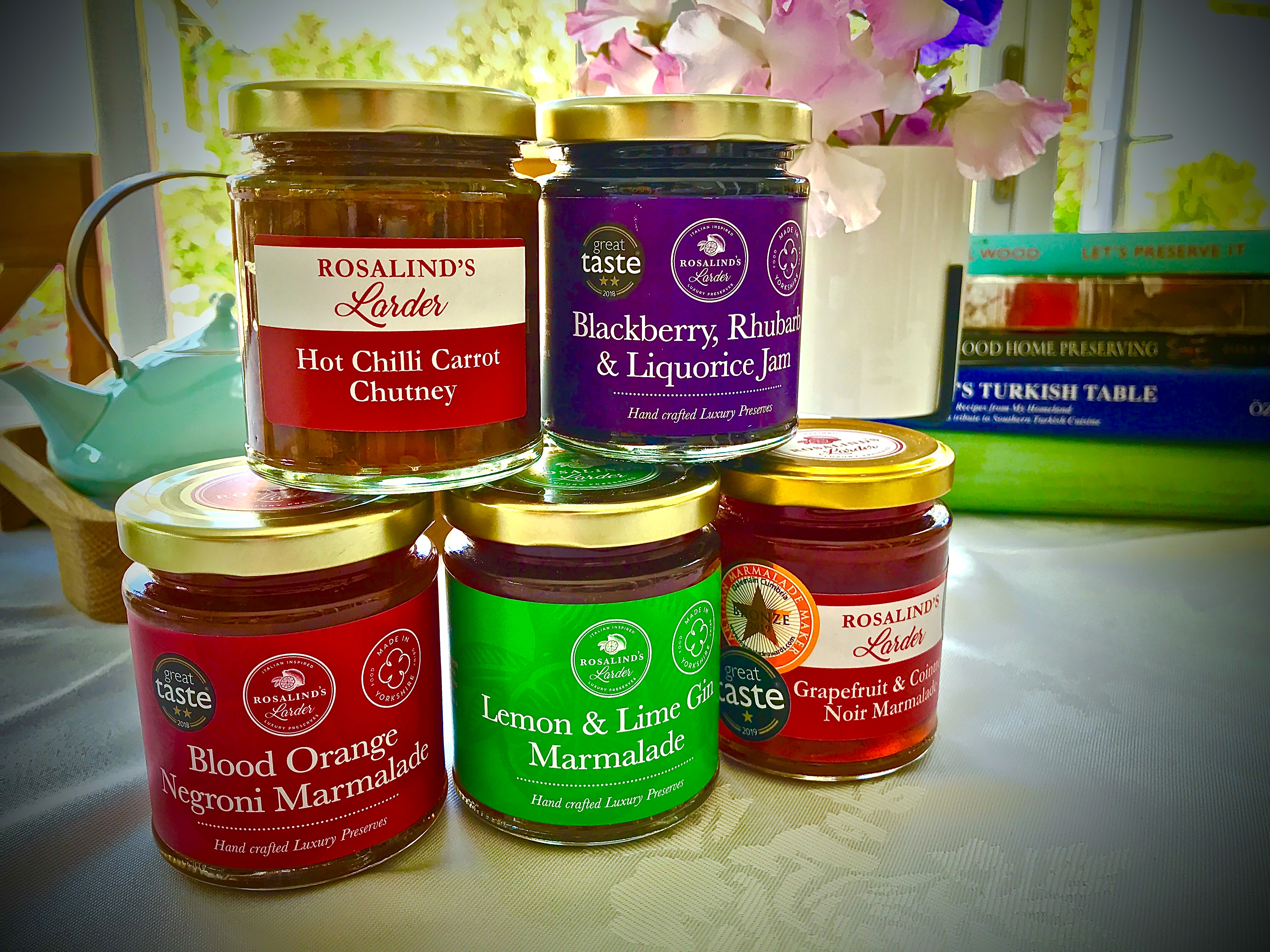 Rosalind's Award Winning Products